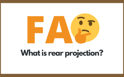 Protected: What is rear projection?