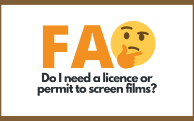 Protected: Do I need a licence or permit to screen films?