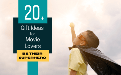 Cool Gift Ideas for Drive-in and Outdoor Film Enthusiasts