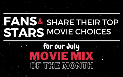 Movie Mix of the Month: JULY