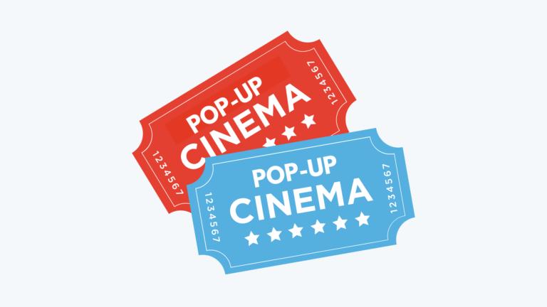 Pop-Up Cinema Basic Package Image