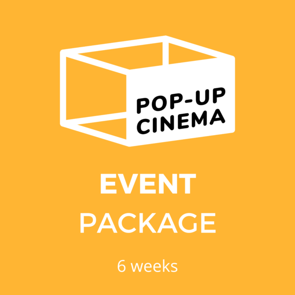Pop-Up Cinema Event