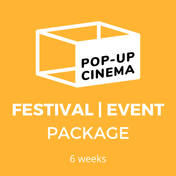 Pop-Up Cinema Festival Event