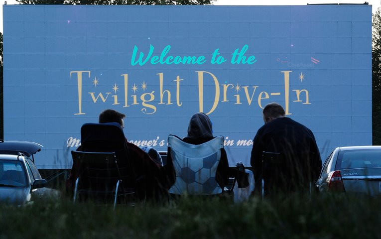 Twilight DriveIn